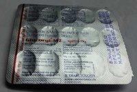 Glimeepride Metformin Hydrocloride Tablets