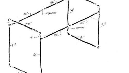 mosquito Net PP Plastic Pipe