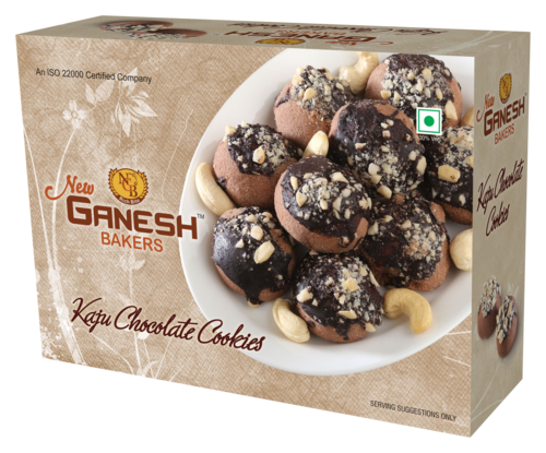 Kaju Chocolate Cookies