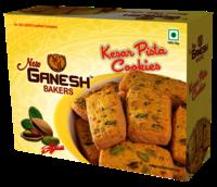 Kesar Pista Cookies
