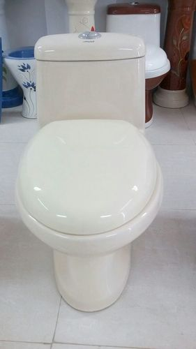 One Piece Toilet