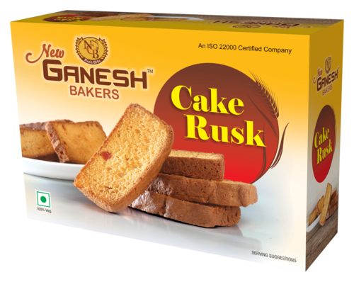 Flavoured Rusk
