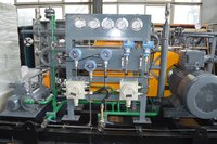 Carbon dioxide Diaphragm Compressor