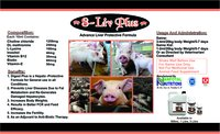 Pig Liver Health Tonic & Supplement (S-liv Plus)