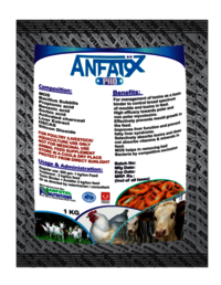 Cattle Feed Toxin Binder (Anfatox Pro)