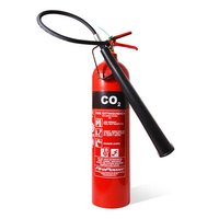 CO2 Fire Extingusher