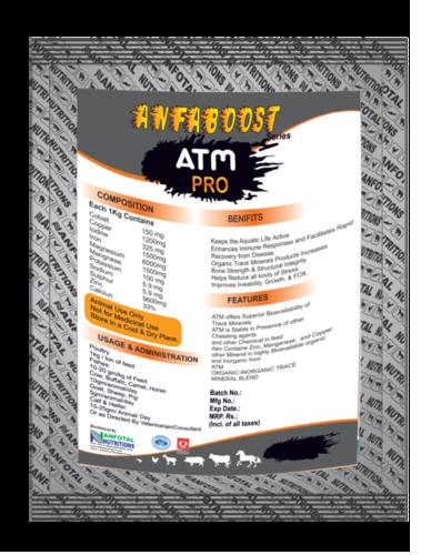 Swine Trace Minerals (ATM Pro)