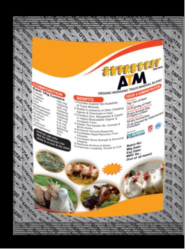 Organic Trace Minerals For Aquaculture (ATM)