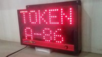 Token Display Unit