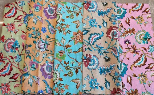 Indian Cotton Printed Fabric