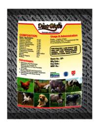 Cattle Electrolyte Supplement