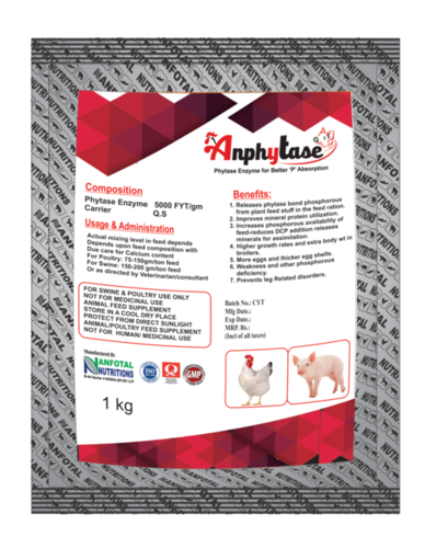 Poultry Phytase Feed Enzymes
