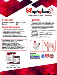 Swine Feed Enzyme (Anphytase)