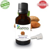 KAZIMA Almond Cold Pressed Carrier Oil