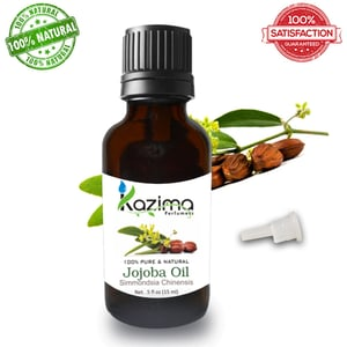 KAZIMA Jojoba Cold Pressed Carrier Oil
