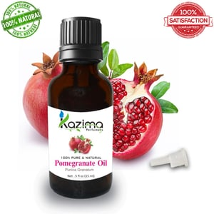 KAZIMA Pomegranate Seed  Cold Pressed Carrier Oil