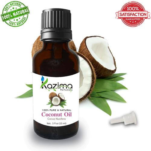 KAZIMA Coconut Cold Pressed Carrier Oil