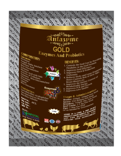 Cattle Feed Enzymes & Probiotics