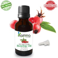 KAZIMA Rosehip Cold Pressed Carrier Oil