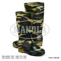 Army Safety Boot