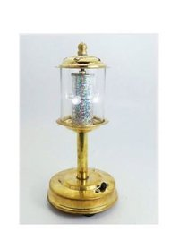 Brass Electric Lamp