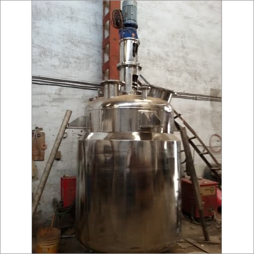 SS Jacketed Reactor