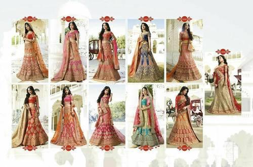 Punjabi Bridal Lehenga