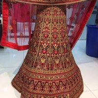 Ladies Designer Bridal Lehenga