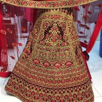 Partywear Bridal Lehenga