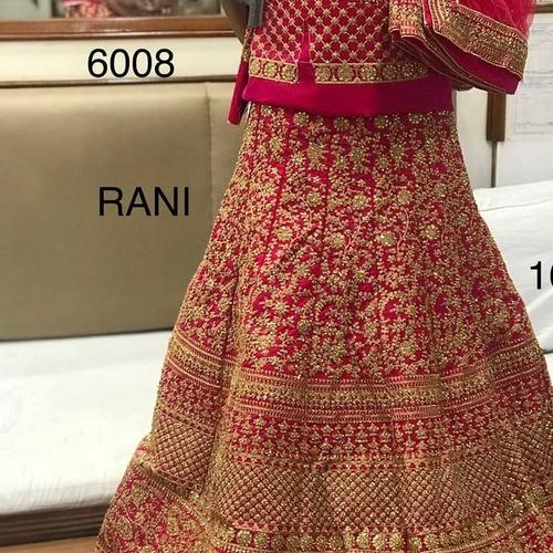 Indian Bridal Heavy Lehenga