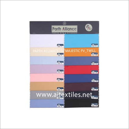 Twill Shirting Fabrics
