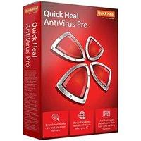 Quick Heal Antivirus Pro 1 PC 1 Year Email Delivery