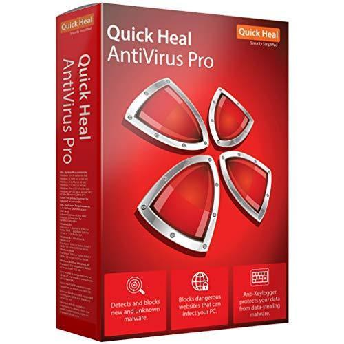 Quick Heal Antivirus 1 User 3 Year