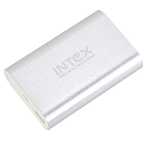 Intex 6000 mAh Power Bank
