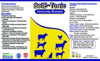 Poultry Immunity Supplement & Booster (Sele Tonic)
