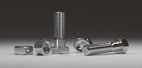 Industrial Steel Fasteners