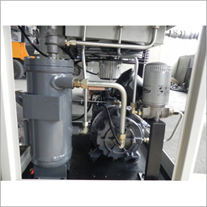 7.5 bar Skid type Oil Inject Scroll Air Compressor
