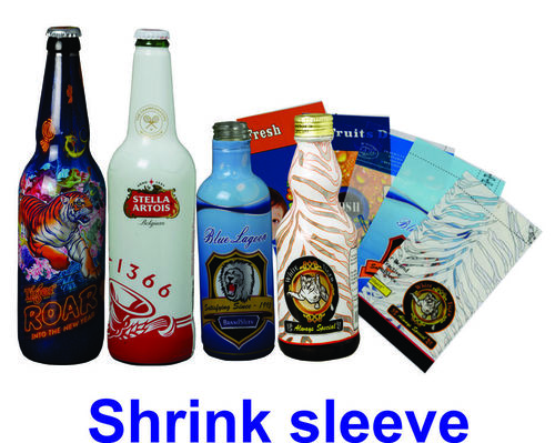 Shrink Sleeve Labels