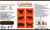 Poultry Highly Bioavailable Calcium Tonic (Calavian)
