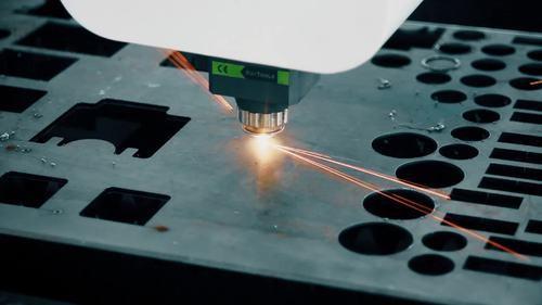 Metal Laser cutting job work