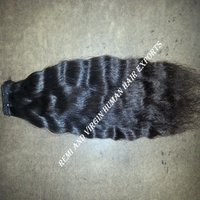 Wholesale 100% Indian Raw Virgin Temple Hair