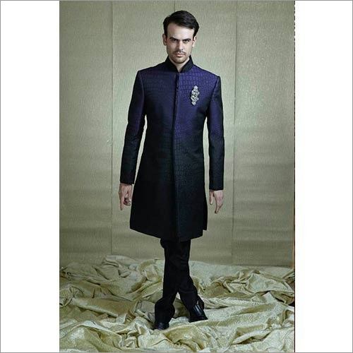 Mens Indo Western Suit