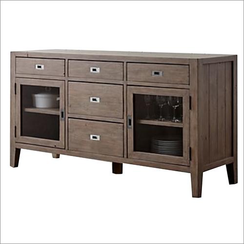 Wooden Designer Buffet Cabinet