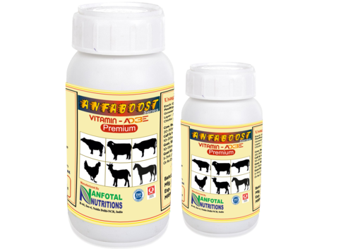 Swine Multivitamin Supplement (AD3E)