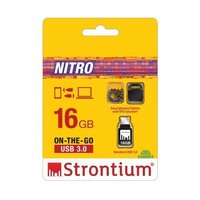 Strontium Nitro OTG 16GB Pen Drive