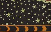100% Cotton Handmade Astrology Mandala Duvet Cover