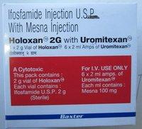 Holoxan Uromitexan Mesna 100mg Ifosfamide 2gm injection