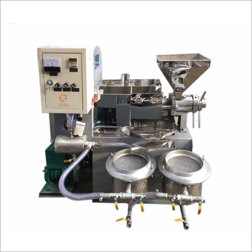 Oil Making Machinery