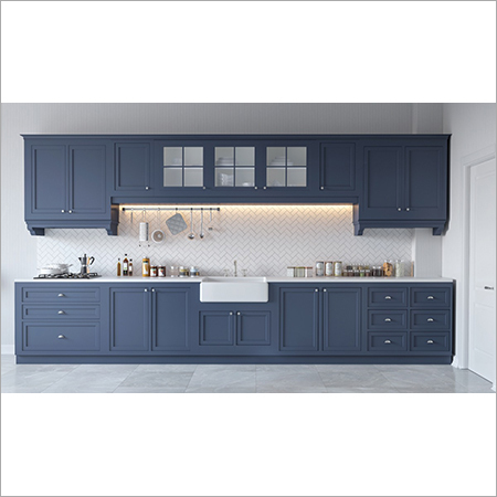 Matt Pu Modular Kitchen