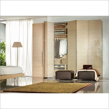 Foldable Door wardrobe